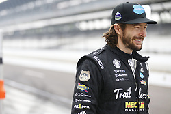 May 19, 2018 - Indianapolis, Indiana, United States of America - JR HILDEBRAND (66) of the United States hangs out on pit road during morning practice prior to ''Bump Day'' for the Indianapolis 500 at the Indianapolis Motor Speedway in Indianapolis, Indiana. (Credit Image: © Chris Owens Asp Inc/ASP via ZUMA Wire)