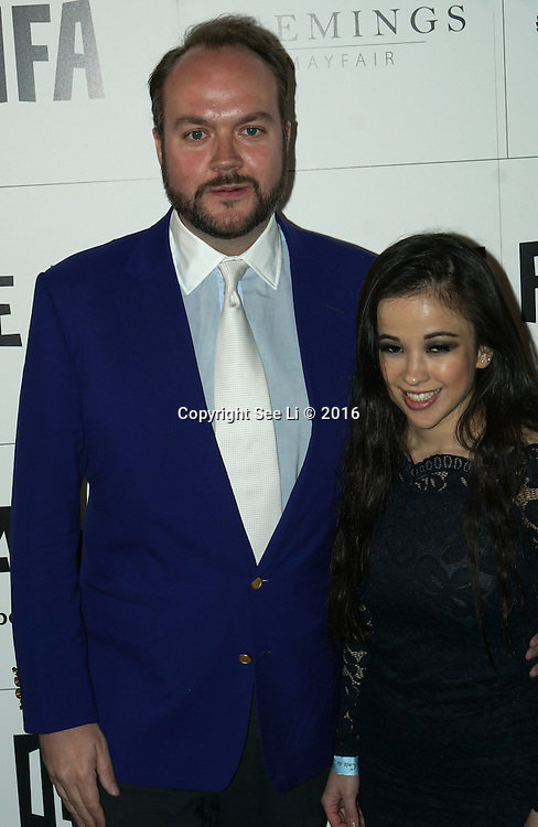 London,England,UK : Jonathan Sothcott attend the Raindance Filmmakers Ball by London Flair Pr at Cafe De Paris  in London. Photo by See Li
