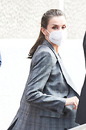 012621 Queen Letizia attends Meeting of the Strategic Council of the Project 'Women and Engineering'