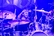 Logan Nix - Drums for John 5 performs at The House of Blues in Anaheim Ca. on January 30th, 2020
