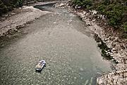 Rafting Saryu River.