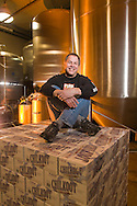 Bob Baxter, owner of Yukon Brewing in Whitehorse, Yukon.<br /> <br /> NOT IN YOUR BUDGET? Contact Cathie for a price specific to your project.