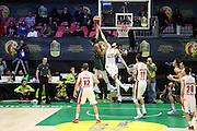 Agbelese Danny<br /> EA7 Olimpia Milano - Cantina Due Palme Brindisi<br /> Poste Mobile Final Eight F8 2017 <br /> Lega Basket 2016/2017<br /> Rimini, 16/02/2017<br /> Foto Ciamillo-Castoria/A. Gilardi
