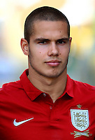 Football Fifa Brazil 2014 World Cup Matchs-Friendly / <br /> Brazil vs England 2-2  ( Jornalista Mario Filho - Maracana Stadium-Rio de Janeiro, Brazil )<br /> Jack Rodwell of England , Prior the Friendly match between Brazil and England