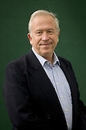 Distinguished British philosopher, pictured at the Edinburgh International Book Festival where he talked about his work. The Book Festival was the World's largest literary event and featured writers from around the world. The 2007 event featured around 550 writers and ran from 11-27 August.