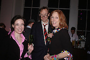 Hannah Kaye and the hon James Stourton, Skools Rool, fundraising event  for the Royal Academy Schools.  Burlington St. London. 14 March 2005. ONE TIME USE ONLY - DO NOT ARCHIVE  © Copyright Photograph by Dafydd Jones 66 Stockwell Park Rd. London SW9 0DA Tel 020 7733 0108 www.dafjones.com