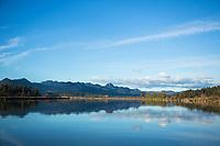Nehalem Bay, Oregon.