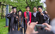 Beloit College graduation ceremony. (Photo © Andy Manis)