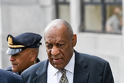June 15, 2017 - Norristown, Pennsylvania, U.S - BILL COSBY, walks up to the court house in Montgomery County on the fourth day of jury deliberations. (Credit Image: © Ricky Fitchett via ZUMA Wire)