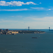 Verrazano-Narrows Bridge, Brooklyn, New York
