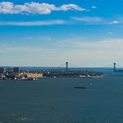 Verrazano-Narrows Bridge, Brooklyn, New York