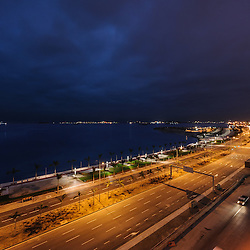 [PT] A Nova Marginal de Luanda, Avenida 4 de Fevereiro | [EN] The New Luanda Waterfront, 4th of February Avenue, Angola.