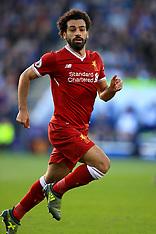 Leicester City v Liverpool - 24 Sep 2017
