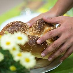 Shabbat dinner, Jerusalem