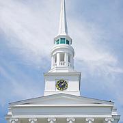 First Congregational United Church of Christ. Ellsworth, Maine