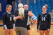 2021-10-14-DJ Stockton at Drew Women's Volleyball