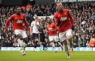 Tottenham Hotspur v Manchester United 011213