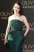 Sophie McShera, The Olivier Awards, Royal Albert Hall, London UK, 09 April 2017, Photo by Richard Goldschmidt