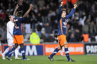 FOOTBALL - FRENCH LEAGUE CUP 2010/2011 - 1/4 FINAL - MONTPELLIER HSC v LILLE OSC - 10/11/2010 - PHOTO SYLVAIN THOMAS / DPPI - JOY BENJAMIN STAMBOULI (MON) AFTER MATCH
