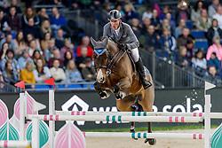 Beerbaum Ludger, GER, Cool Feeling<br /> JIM Maastricht 2019<br /> CSI4* Van Mossel Prix<br /> © Hippo Foto - Dirk Caremans<br />  09/11/2019
