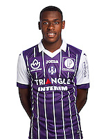 Issa Diop of Toulouse during the photo shooting session of Toulouse FC for the new season 2016/2017 in Toulouse on September 16th 2016<br /> Photo : TFC / Icon Sport