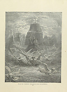 Departure from Aigues-Mortes [France] Plate LXXXIII from the book Story of the crusades. with a magnificent gallery of one hundred full-page engravings by the world-renowned artist, Gustave Doré [Gustave Dore] by Boyd, James P. (James Penny), 1836-1910. Published in Philadelphia 1892