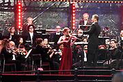 Bevrijdingsconcert - 5 mei-concert op de Amstel, Amsterdam. // Liberation Concert - 5 May concert on the Amstel<br /> <br /> Op de foto:   Noa Wildschut
