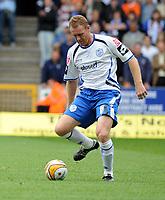 Fotball<br /> England<br /> Foto: Fotosports/Digitalsport<br /> NORWAY ONLY<br /> <br /> Molineux Wolverhampton Wanderers v Sheffield Wednesday  16/08/2008 Championship<br /> Richard Hinds (Sheffield Wednesday)