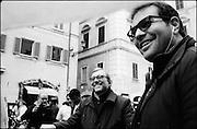 Roberto Giachetti ad un evento a sostegno del SI al referendum di riforma costituzionale, Roma 2 dicembre 2016. Christian Mantuano / OneShot<br /> <br /> Demonstration in support of the YES to the constitutional reform referendum, on December 02, 2016, in Rome. Christian Mantuano / OneShot