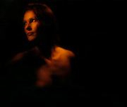 Studio Portrait of Mid 20's woman