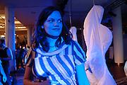 BRIDGET NICHOLLS, VIP. Very Important Pest opening  party. Pestival. South Bank. 4 September 2009