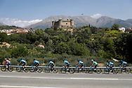 Illustration peloton, Scenery, during the UCI World Tour, Tour of Spain (Vuelta) 2018, Stage 9, Talavera de la Reina - La Covatilla 200,8 km in Spain, on September 3rd, 2018 - Photo Luis Angel Gomez / BettiniPhoto / ProSportsImages / DPPI