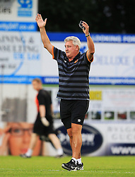 Hull City manager Steve Bruce applauds the fans at full time - Mandatory by-line: Matt McNulty/JMP - 19/07/2016 - FOOTBALL - One Call Stadium - Mansfield, England - Mansfield Town v Hull City - Pre-season friendly