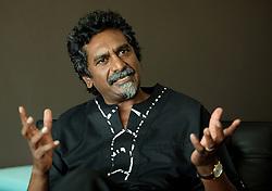 Jay Naidoo Co-founder of the J&J Group. Pic:Raymond Preston. 10/03/2011. © Sunday Times