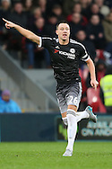 John Terry, the Chelsea Captain shouting at his players. Barclays Premier League match, Crystal Palace v Chelsea at Selhurst Park in London on Sunday 3rd Jan 2016. pic by John Patrick Fletcher, Andrew Orchard sports photography.