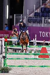 Bond Ashlee, ISR, Donatello 141, 351<br /> Olympic Games Tokyo 2021<br /> © Hippo Foto - Dirk Caremans<br /> 03/08/2021
