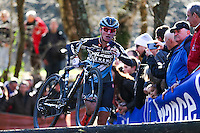 Caroline MANI  - 11.01.2015 - Cyclo cross - Championnats de France Femmes - Pontchateau<br /> Photo : Vincent Michel / Icon Sport