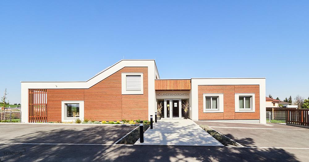 Architekt Litschauer, Kindergarten Pernegg