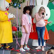 NLD/Bussum/20180625 - Nieuwe gezicht van NPO Zapp, Liza Sips en Fenna Ramos