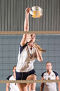 Laramie County Community College volleyball photography created on August 12, 2004 in Cheyenne, Wyoming.