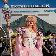 MCM London Comic Con at Excel London