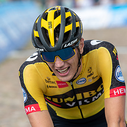 WIJSTER (NED) June 20: <br /> CYCLING <br /> Dutch Nationals Road Men up and around the Col du VAM<br /> Olav Kooij (Netherlands / Team Jumbo Visma)