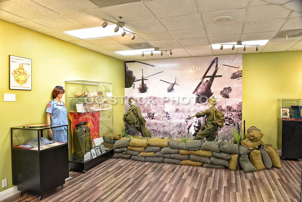 Vietnam War Museum in Westminster