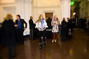 PRINCESS ELIZABETH VON THURN UND TAXIS , Mythologies. Haunch of venison. 6 Burlington Gardens. London. 10 March 2009 *** Local Caption *** -DO NOT ARCHIVE-© Copyright Photograph by Dafydd Jones. 248 Clapham Rd. London SW9 0PZ. Tel 0207 820 0771. www.dafjones.com.<br /> PRINCESS ELIZABETH VON THURN UND TAXIS , Mythologies. Haunch of venison. 6 Burlington Gardens. London. 10 March 2009