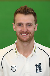 Oliver Hannon-Dalby during the media day at Edgbaston, Birmingham. PRESS ASSOCIATION Photo. Picture date: Thursday April 5, 2018. See PA story CRICKET Warwickshire