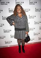 Ellen Thomas at the TriForce Short Film Festival gala ceremony, BFI Southbank, London, UK - 30 Nov 2019