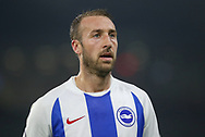 Brighton and Hove Albion striker Glenn Murray (17) during the Premier League match between Brighton and Hove Albion and West Ham United at the American Express Community Stadium, Brighton and Hove, England on 5 October 2018.