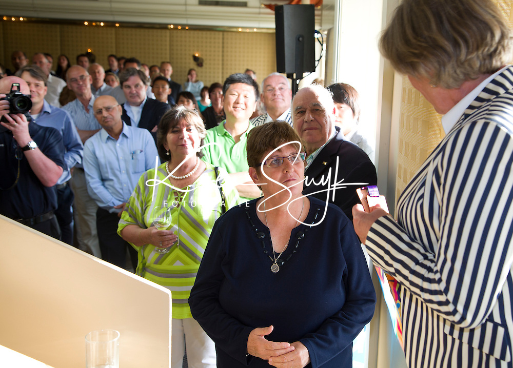 SCHEVENINGEN  (Den Haag) - Heleen Welschen FIH bijeenkomst . COPYRIGHT KOEN SUYK