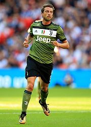 5 August 2017 -  Pre-Season Friendly - Tottenham Hotspur v Juventus - Claudio Marchisio of Juventus - Photo: Marc Atkins / Offside.