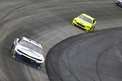 May 6, 2018 - Dover, Delaware, United States of America - Ty Dillon (13) battles for position during the AAA 400 Drive for Autism at Dover International Speedway in Dover, Delaware. (Credit Image: © Justin R. Noe Asp Inc/ASP via ZUMA Wire)
